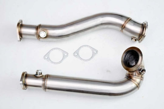 Racing Dynamics Down Pipes 2007-2010 BMW 535i (E60)