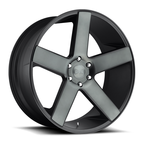 DUB One Piece Wheels Baller S116