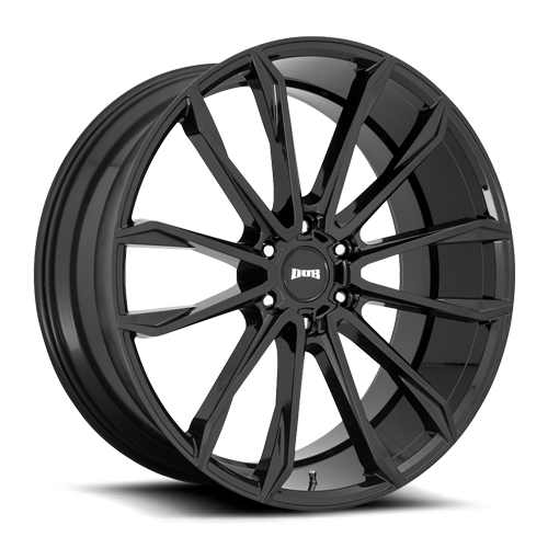 DUB One Piece Wheels Clout S253