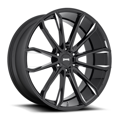 DUB One Piece Wheels Clout S252
