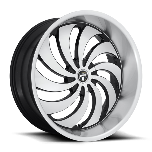 DUB One Piece Wheels Cojones  S243