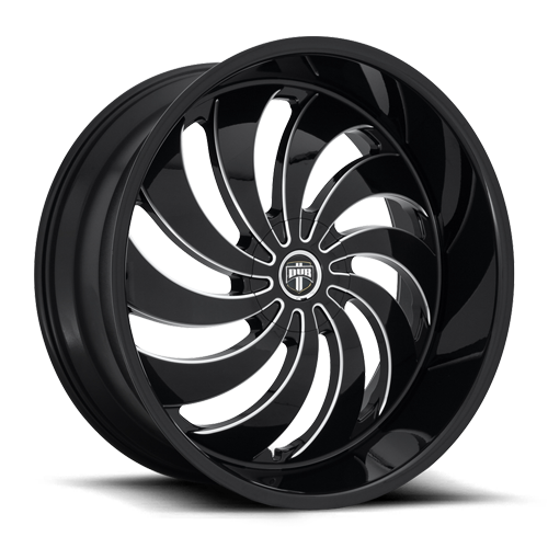 DUB One Piece Wheels Cojones  S242