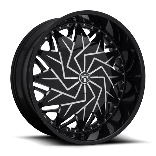 DUB One Piece Wheels Dazr S231
