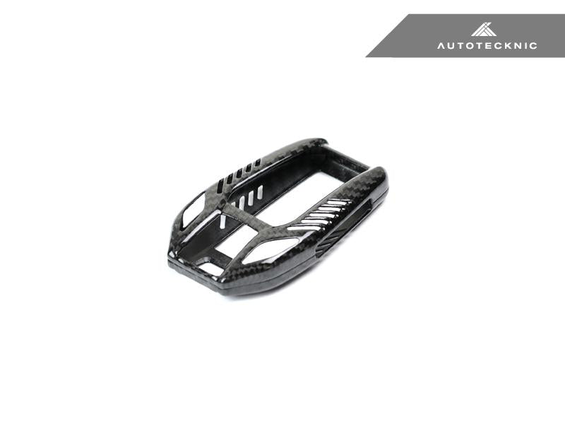 Autotecknic Replacement Carbon Fiber Key Cover BMW G30 5-Series | G11/ G12 7-Series | I12 i8