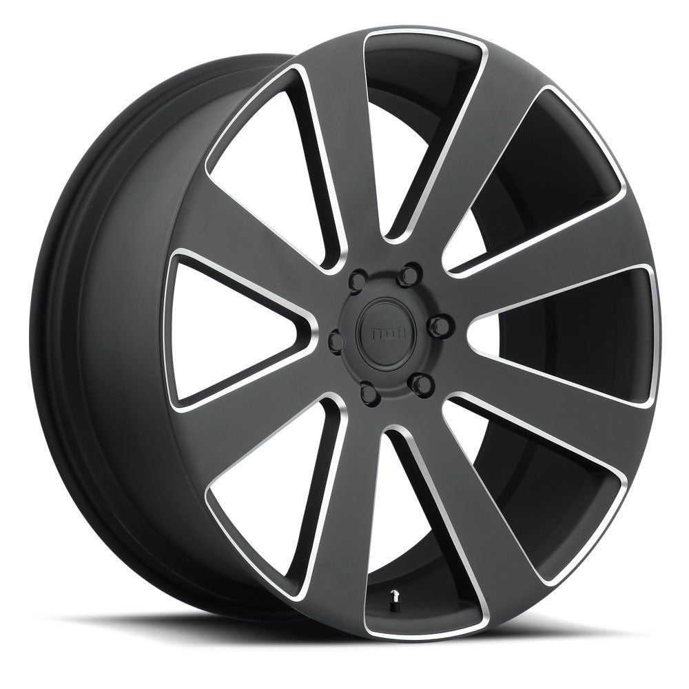 DUB One Piece Wheels 8 Ball S-187