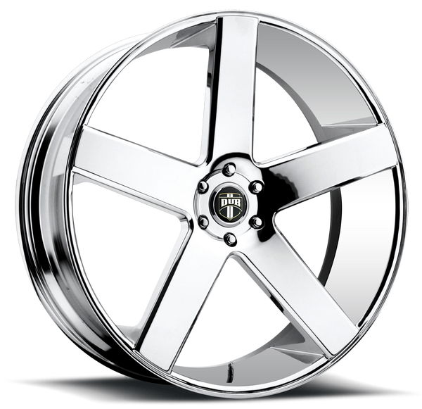 DUB One Piece Wheels Baller S115