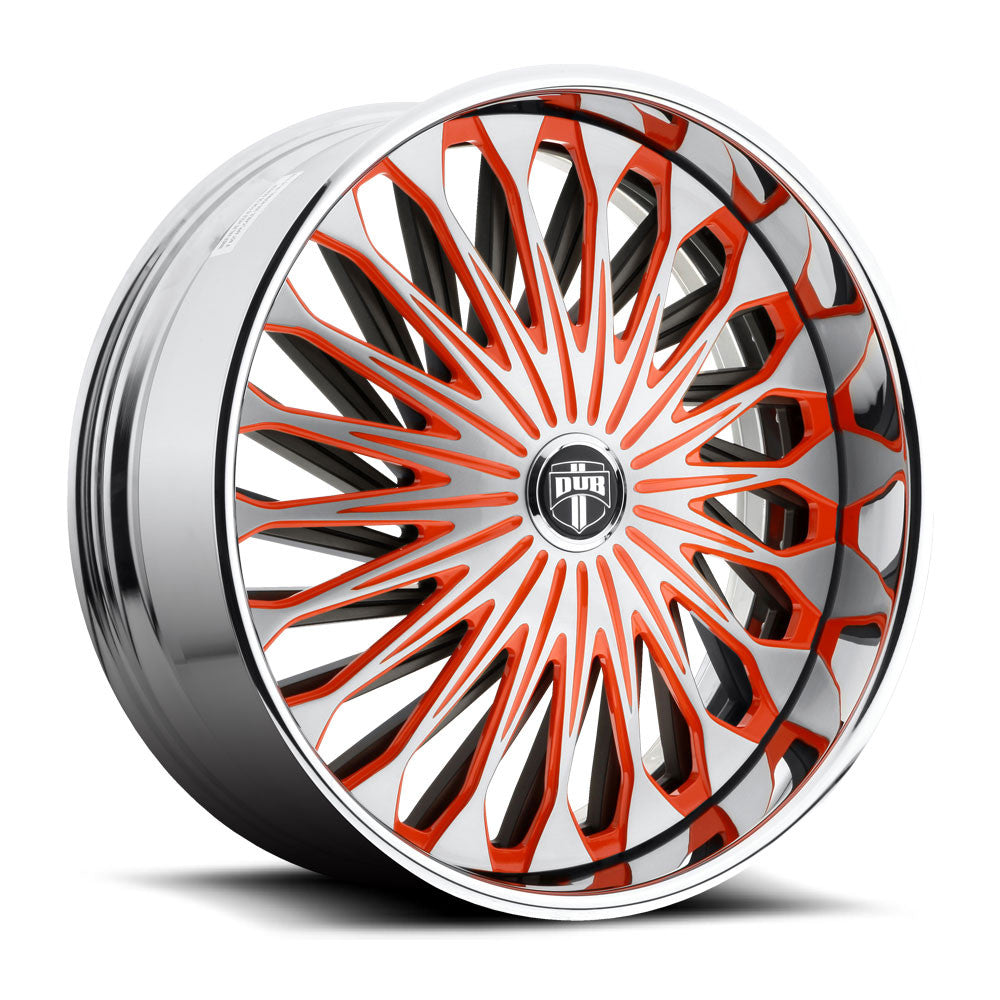 DUB One Piece Wheels Dazed S241