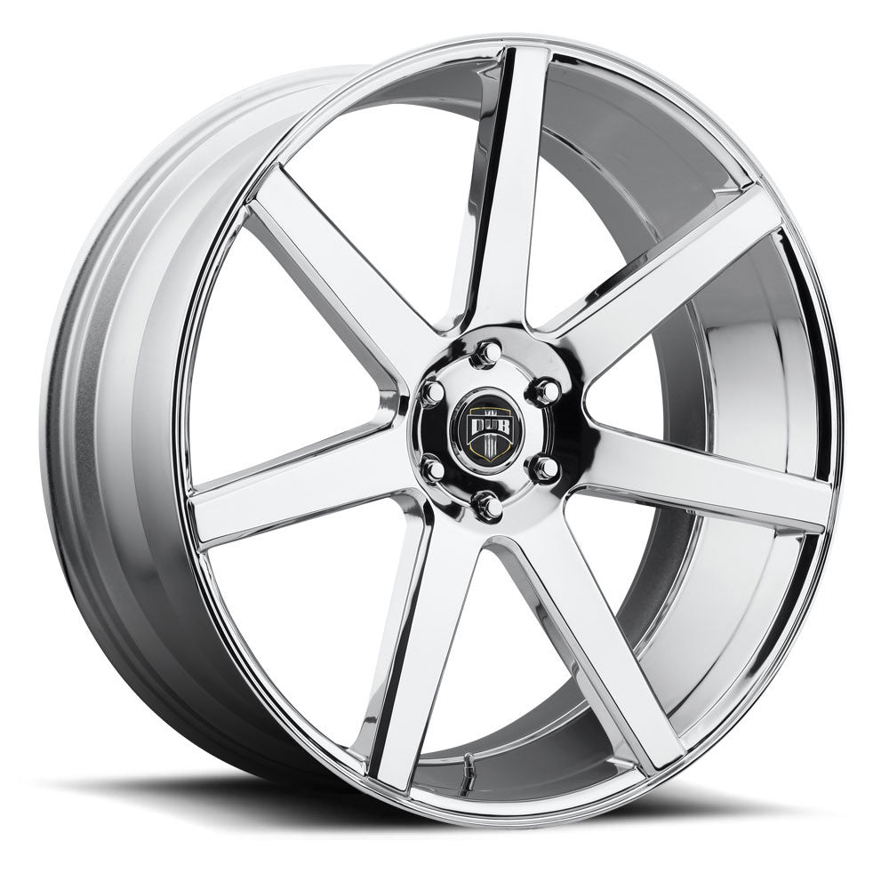 DUB One Piece Wheels Future S126