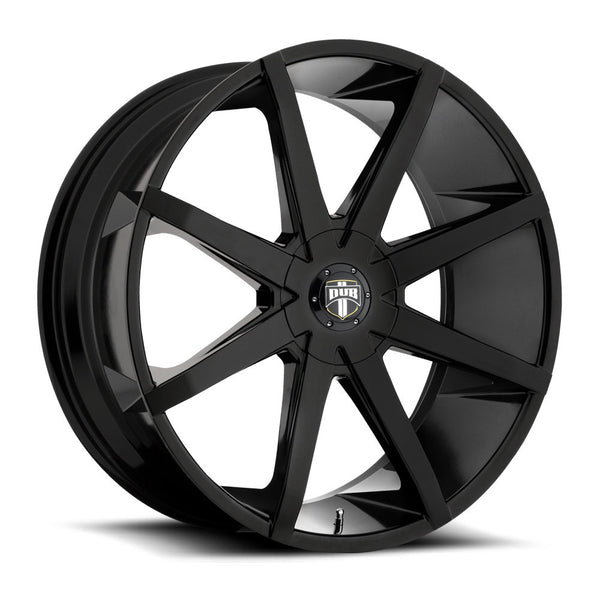 DUB One Piece Wheels Push S110