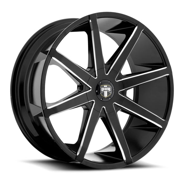 DUB One Piece Wheels Push S109