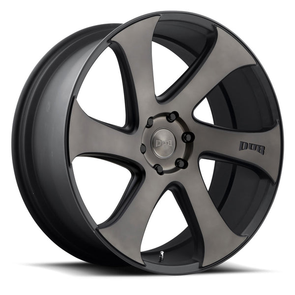 DUB One Piece Wheels Swerv S137