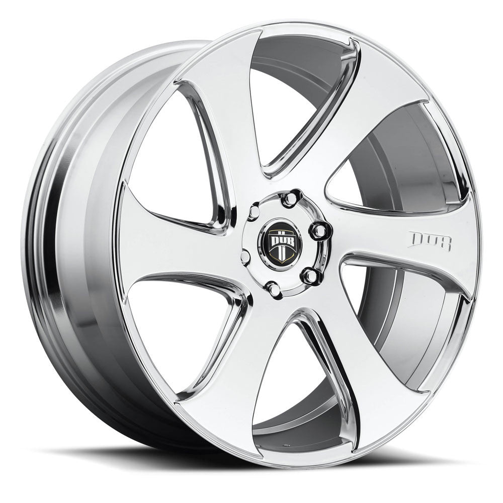 DUB One Piece Wheels Swerv S129
