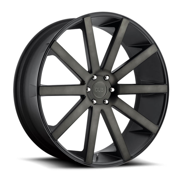 DUB One Piece Wheels Shot Calla S121