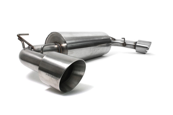 "Perrin Cat Back 2.5"" Resonated Exhaust 2013-up Scion FR-S / Subaru BRZ"