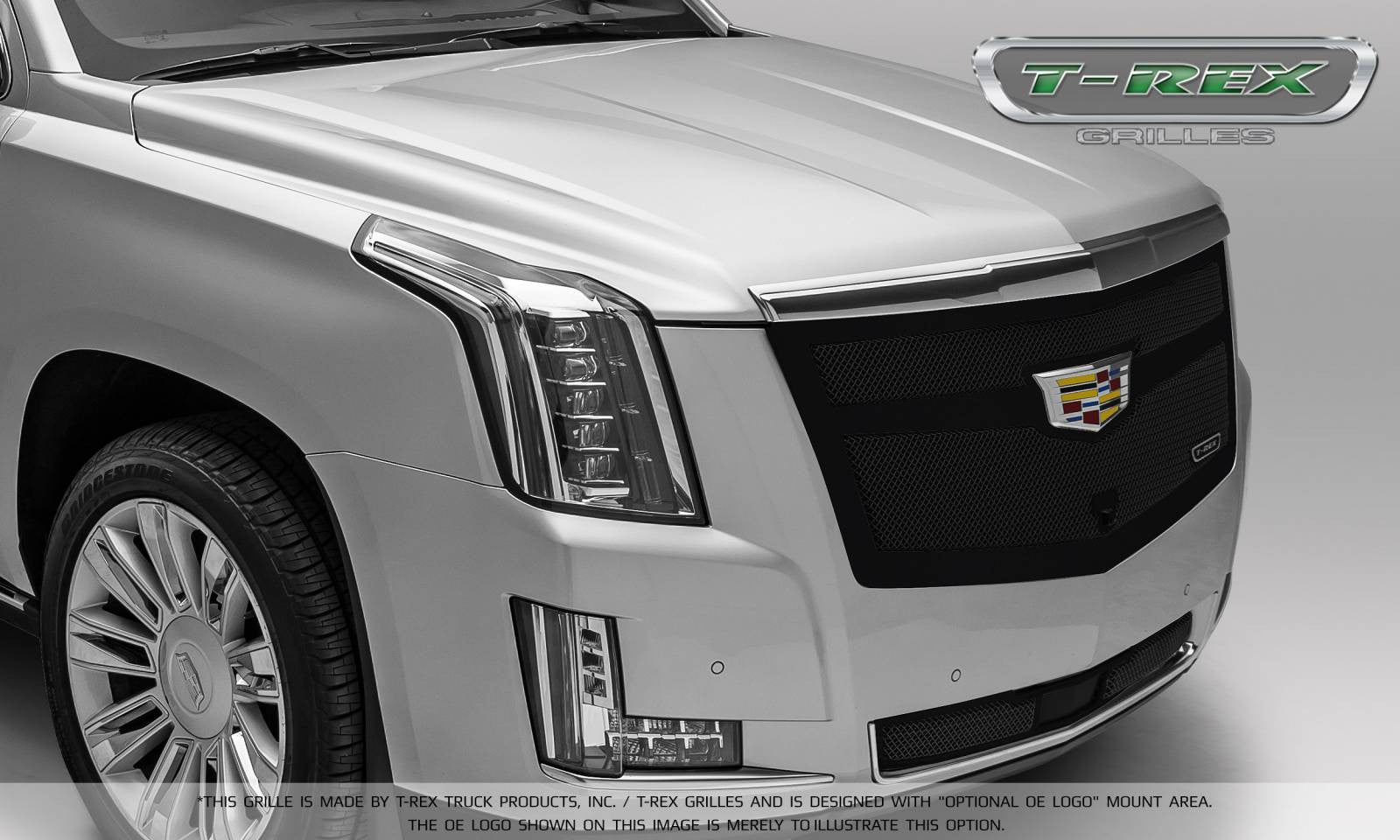 T-Rex Upper Class Main Grille Replacement 2015-2016 Cadillac