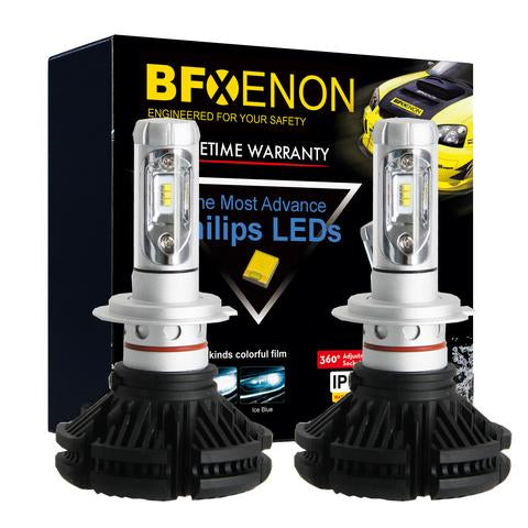 BF Xenon LED H7 - Single Beam Premium OEM - Headlight Upgrade Kit
