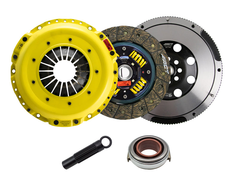 ACT Clutch Kit Heavy Duty pressure plate/Sprung Street Disc 2017-2019 Honda Civic Si / 2018+ Civic EX/EX-L/Touring