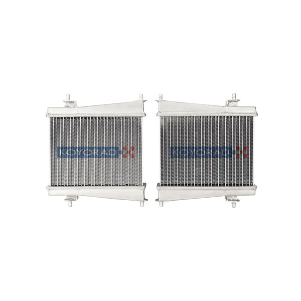 Koyorad 48mm Aluminum Radiator 2020 Toyota Supra 3.0L Turbo A90 / 2018 + BMW Z4 3.0L Turbo
