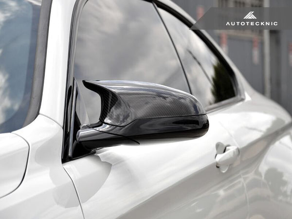 Autotecknic Replacement Carbon Fiber Mirror Covers BMW F80 M3 | F82 M4