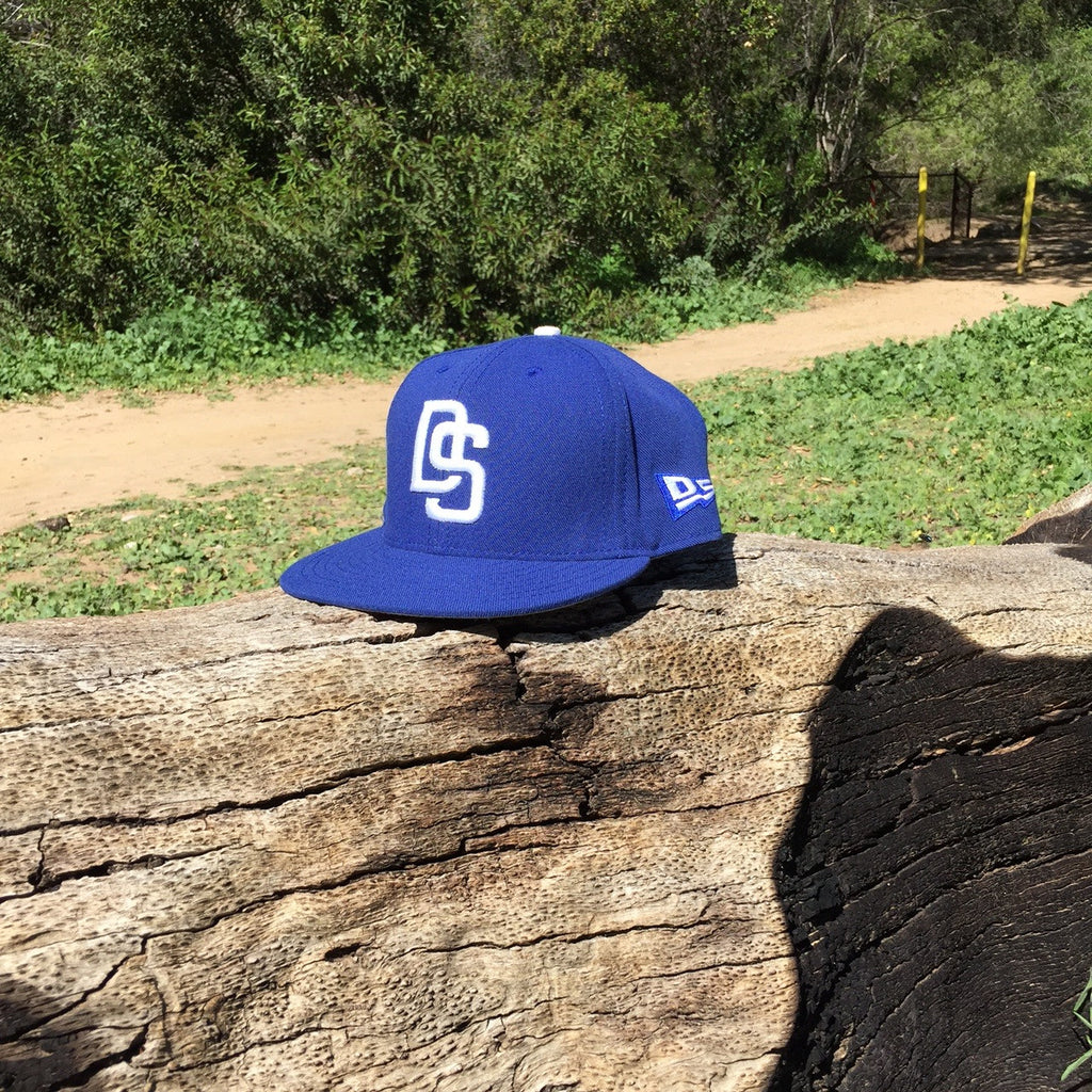 L.A. Fitted - Blue