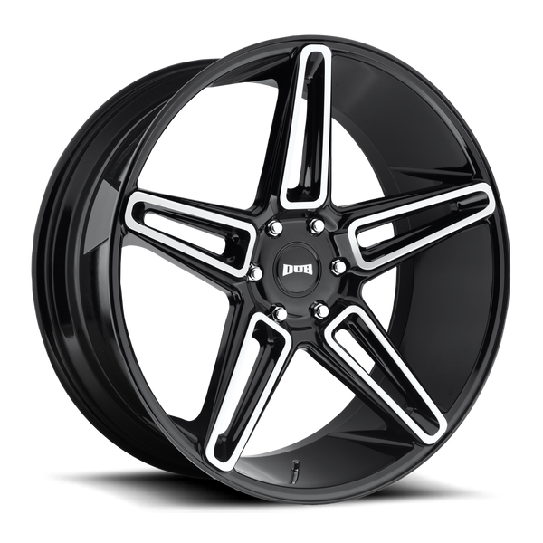 DUB One Piece Wheels Lit S203