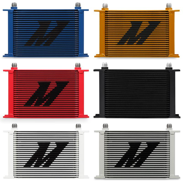Mishimoto Universal 25-Row Oil Cooler (core only)