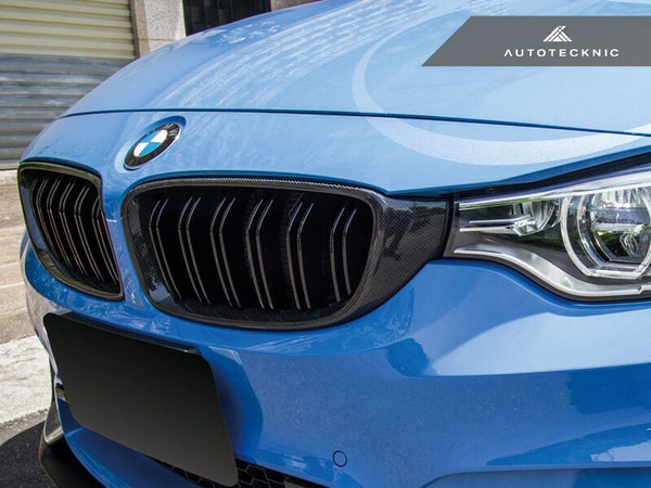 AutoTecknic Replacement Front Grilles BMW F32/ F36 4-Series | F80 M3 | F82 M4