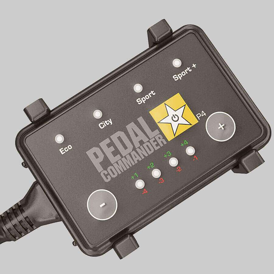 Pedal Commander Throttle Response Controller PC49 for specific Cadillac, Chevrolet, and Opel vehicles