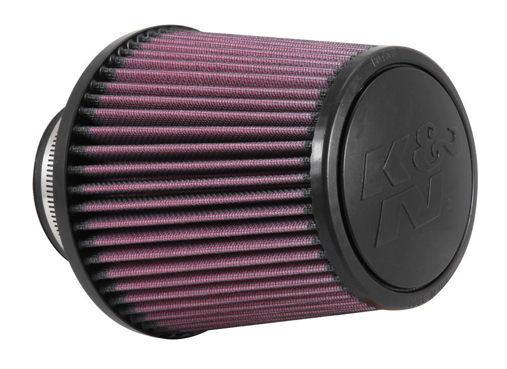 "K&N Universal 3"" Flange / 6"" Tall Air Filter"