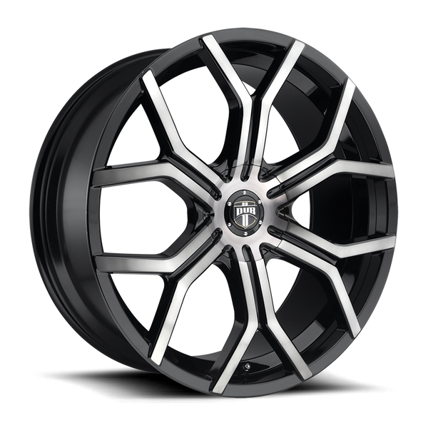 DUB One Piece Wheels Royalty S209