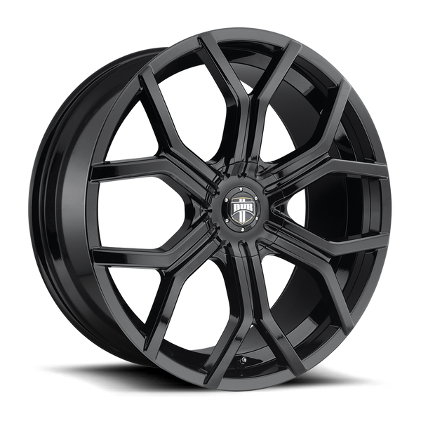 DUB One Piece Wheels Royalty S208