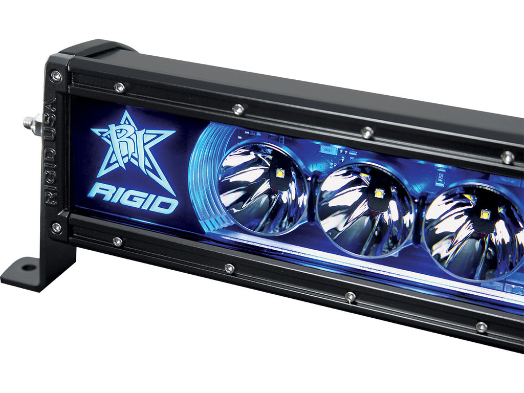 "Rigid Industries Radiance 40"" Blue Back Light"