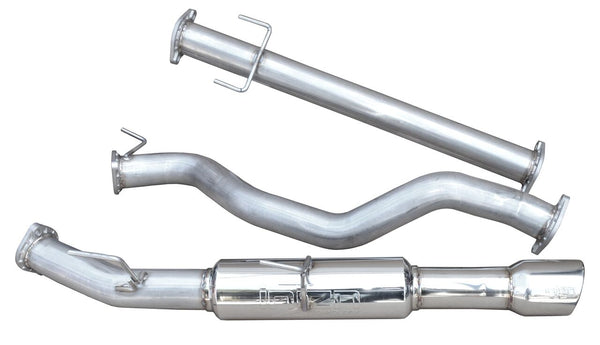 Injen Cat-back Exhaust System 2017 Nissan Sentra Turbo (1.6L)