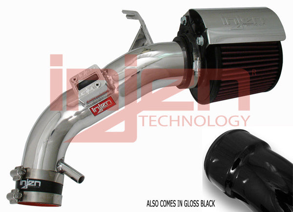 Injen Short Ram Air Intake 2007-12 Nissan Altima 4 Cylin (2.5L)