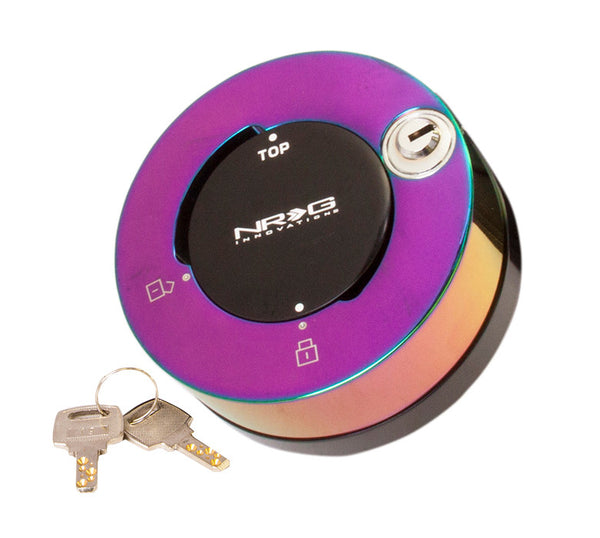 NRG Quick Lock System Neo Chrome