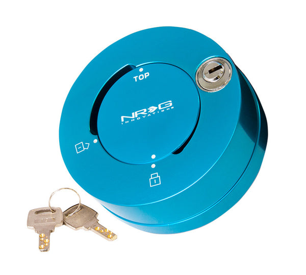 NRG Quick Lock System New Blue