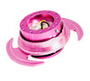 NRG Gen 3.0 Pink/Pink Ring Steering Wheel Quick Release