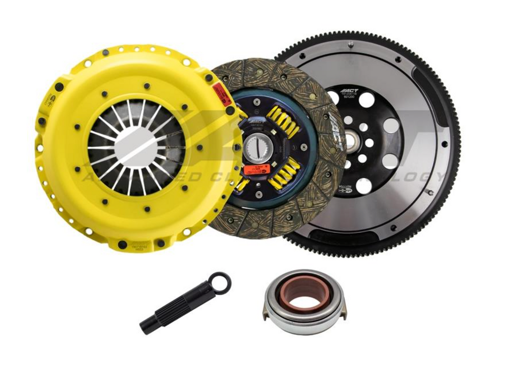 ACT Clutch Kit HD/Perf Street Sprung 2017-2019 Honda Civic Type R (FK8)
