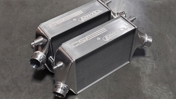 CSF Performance Intercoolers by PWR 2018-2019 Porsche GT2 RS (991)