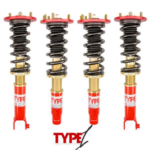 Function & Form Type 1 Coilover 2008-2012 Honda Accord / 2009-2012 Acura TSX