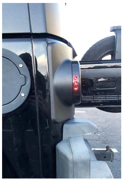 2007-2018 Jeep Wrangler JK Round LED Tail Lights