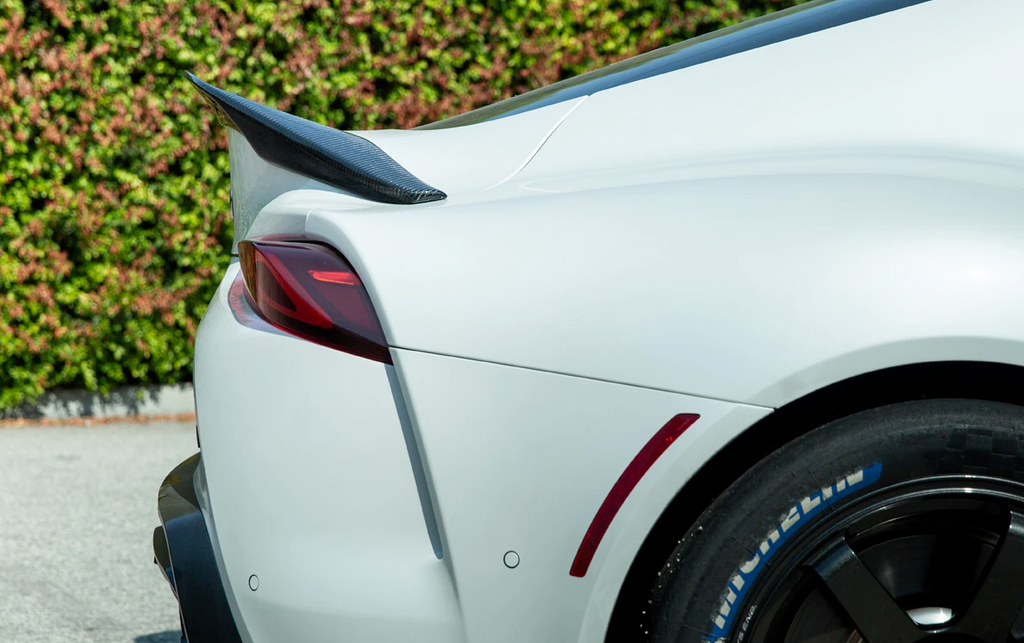 AutoTecknic Carbon Competition Trunk Spoiler 2020-up A90 Supra