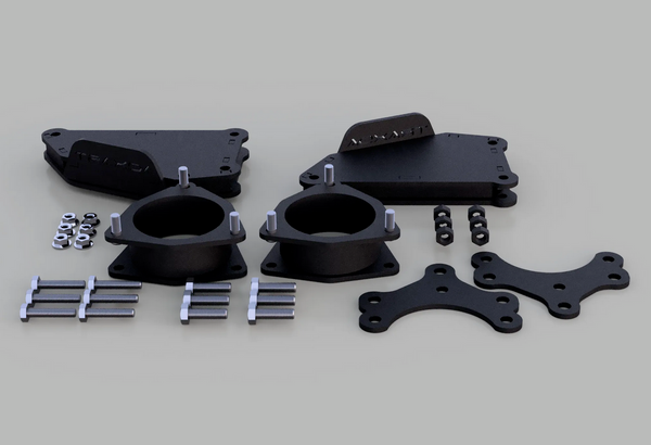 "Traxda Lift kit 2014-2019 Toyota Highlander 2"" Front / 2"" Rear 905060"