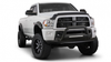Bushwacker Pocket Style Flares 2010-2016 Dodge Ram 2500/3500 Set of 4