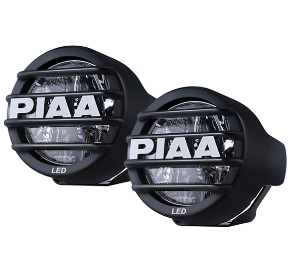 "PIAA LP530 3.5"" LED Fog Light Kit, SAE Compliant"