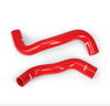 Mishimoto Chevrolet C6 Corvette/Z06 Silicone Radiator Hose Kit Red 2009–2014