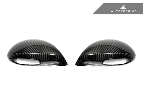 Autotecknic Replacement Carbon Fiber Mirror Covers Porsche 991 Turbo | GT3 | GT4