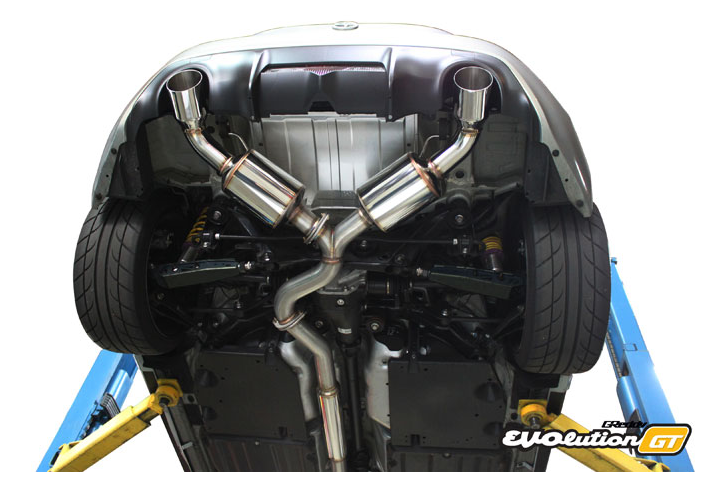 Greddy EVOlution GT Exhaust 2013-2016 Scion FR-S / Subaru BRZ