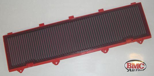 BMC Flat Panel Replacement Air Filter 2007-09 Porsche 911 (997) 3.6L GT2 / RS / Turbo / 3.8L GT3