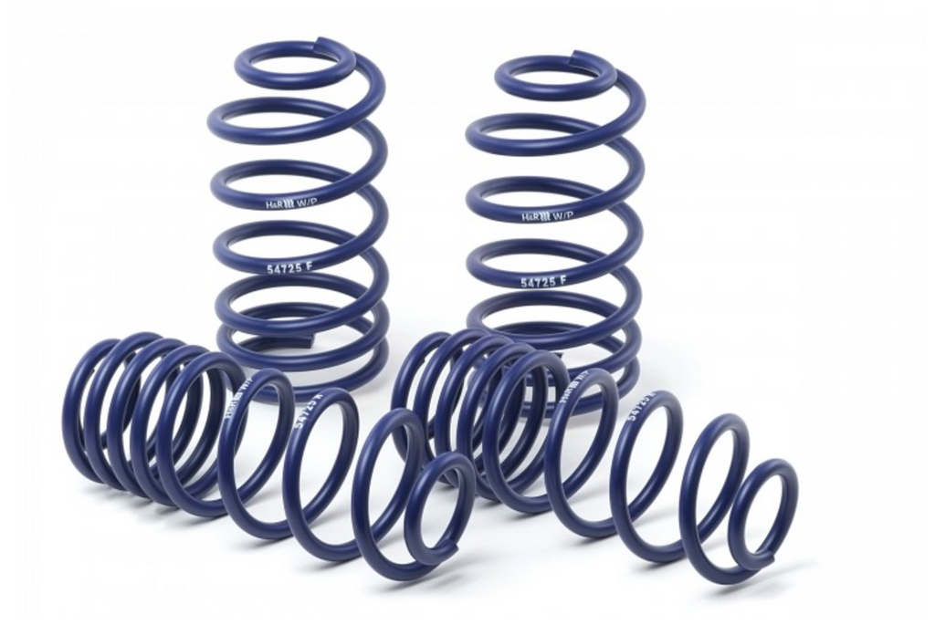 H&R Sport Springs 2015-16 BMW M4 Coupe F82 (incl. Adaptive M Suspension )